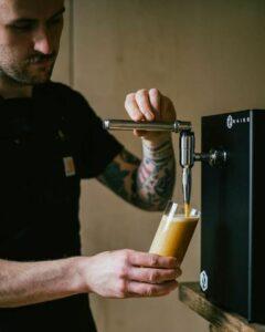 Nitro Cold Brew Machine