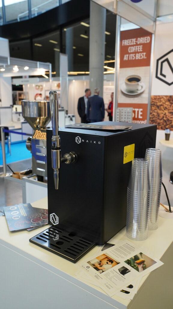 Freeze Dried Coffee Dispenser
